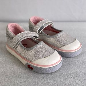 See Kai Run Leeann White Shoes Baby /& Toddler Girls NWT